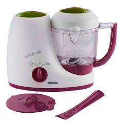 Beaba Babycook Baby Food Maker Plum - On Sale Now!
