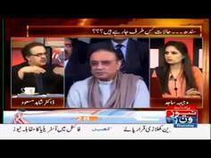 What Msg Core Commander Give  For Asif Ali Zardari Via Nawaz Sharif Dr S...