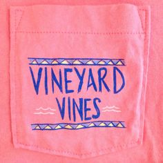 Don't know if this is real, but it looks PERF! #vineyardvines