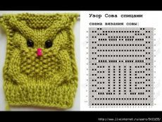 Photo Eule stricken Learn the fact (generic term) of how to needlework (generic term), starting at t Knitted Owl, Knitted Hats, Crochet Stitches, Knit Crochet, Owl Knitting Pattern, Crochet Supplies, Crochet Baby Hats, Knitting For Kids, Stitch Patterns