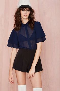 Tara Button Up | Shop What's New at Nasty Gal