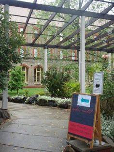 The Makers Market is located at the Abbotsford Convent. There is beautiful hand made craft and lovely stall holders too. It's located inside so its great to visit in any weather.