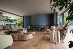 Wooden facade: Modern house design by SAOTA - Architecture Beast Room, Home, Latest House Designs, Home Decor Paintings, Contemporary Living Room, Contemporary Decor, Wooden Facade, Green House Design, Interior Design