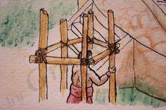 Kumo Hogosha Draw For Initiative par Grabestau sur Etsy #Kumo #jeuxdesociété #Boardgame #Morning #japon #lesaventuresludiques #jeux #kumohogosha #Drawforinitiative #Grabestau #etsy