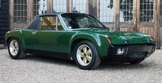 Maxted-Page Limited specialises in the sale of rare, historic sports and competition cars - with the emphasis on early Porsche. Porsche 914, Porsche Autos, Porsche Cars, Porsche Classic, Vintage Sports Cars, Classic Sports Cars, Classic Cars, Volkswagen, Automobile