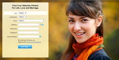 albanian dating website