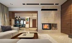 Projekt domu Karat 5 156,82 m2 - koszt budowy - EXTRADOM Mediterranean Style Homes, Living Room Designs, New Homes, Exterior, House, Furniture, Home Decor, Collection, House 2