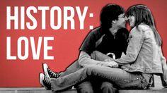 HISTORY OF IDEAS - on Love (School of Life - Alain de Botton) -- 15 min video