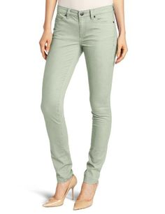 Calvin Klein Jeans Women's Colored Denim Ultimate Skinny Jean, Frosty Green, 2x32 buy at http://www.amazon.com/dp/B008M0CCT2/?tag=bh67-20