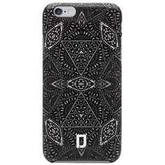 DANNIJO Pandora iPhone 6 Case ($98) ❤ liked on Polyvore featuring accessories, tech accessories, phones, phone cases, electronics, tech and dannijo
