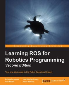 Take control of the Linux based Robot Operating System, and discover the tools, libraries, and conventions you need to create your own robots without the hassle.