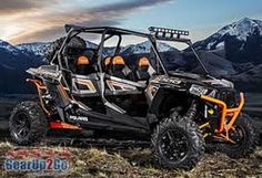 So much fun with my family - we want this now, please!  Polaris razor 1000