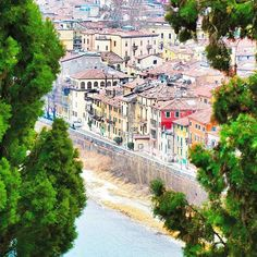 Verona, Italy.  #Verona - #Italy  Photo Credit: @vale_hill
