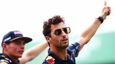 Max and Daniel Ricciardo