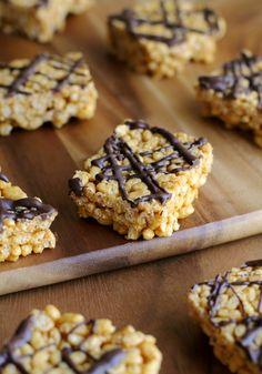 Healthier Rice Krispie Squares6
