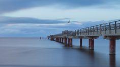 Prerow Pier Baltic Sea  Prints: https://goo.gl/LBB1Pa Downloads: https://goo.gl/O0ztOj  #balticsea #outdoors #hiking #fotokurs #fotokurse #fotowandern  www.FOTO-WANDERN.com