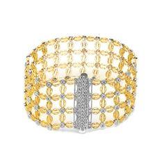 Tacori Dantela diamond bracelet from A & J Jewelers
