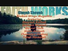 Broken Wings {MegaMix} / Chayah Shawab & the Family {#HebrewMusic}