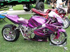 The 42 Best Custom Sport Bikes by DrivenByChaos - Custom Motorcycles & Classic Motorcycles - BikeGlam Triumph Motorcycles, Custom Motorcycles, Custom Baggers, Kawasaki Cafe Racer, Custom Street Bikes, Custom Sport Bikes, Ducati, Street Bob, Super Bikes