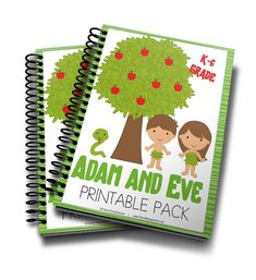 Use this FREE Adam and Eve printable pack to enhance any Home, Sunday School, or Children's Church Bible lesson. Get ready to engage in great discussion! #biblelessonsforkids #sundayschool Sunday School Curriculum, Sunday School Activities, Bible Activities, Sunday School Lessons, Sunday School Crafts, Bible School Crafts, Bible Crafts For Kids, Bible Study For Kids, Bible Lessons For Kids