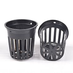 Justin Biebers40pcs 175inch Black Slotted Mesh Net Plant Pot  Cup  Planter  Flowerpot for Orchid  Aquaponics  Hydroponics *** For more information, visit image link.(This is an Amazon affiliate link and I receive a commission for the sales)