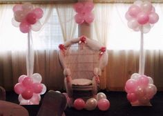 Make the mom-to-be feel like a princess!! A Sash that reads 'mother-to-be' adds to the cuteness...