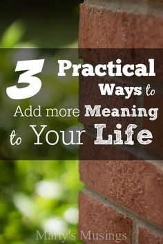 3 practical ways to
