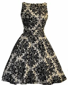 Love this dress, my mom had one like this when I was a little girl.