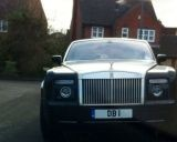 Photo of UK registration number plate DB1 / DB 1: Rolls-Royce http://platewave.com
