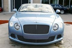 2013 Bentley ContinentalGTC Base AWD 2dr Convertible Convertible 2 Doors Silverlake Metallic for sale in Naples, FL Source: http://www.usedcarsgroup.com/used-bentley-for-sale-in-naples-fl