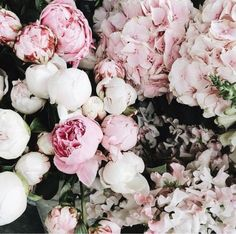 Pink & White!