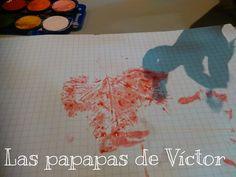 Las Papapas de Víctor: Reto infantil de otoño