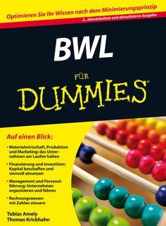 BWL für Dummies Tobias, Für Dummies, Marketing, Triangle, Persona, Kindle, Amazon, Books, Knowledge