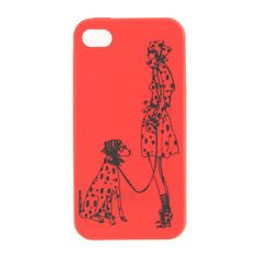 Printed case for iPhone® 4/4S - AllProducts - sale - J.Crew