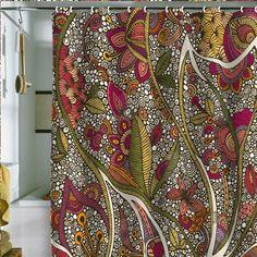Valentina Ramos Kai Shower Curtain