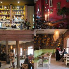El Burro Mexican restaurant, Cape Town...nice looking