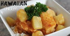 Chef in Training: Crock Pot Hawaiian Chicken {Freezer Meal}