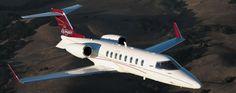 Learjet Lear 45 http://westpalmjetcharter.com/private-jets/light-jets/learjet-lear-45/ #privatejet #jetcharter #corporatetravel