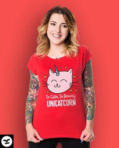 Unicatcorn, the sweetest t-shirt on the world