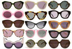 #sunglasses #eyewear #tortoiseshell #cateye #pink
