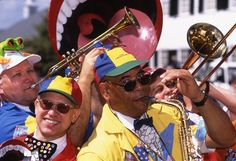 If you love music you'll love the Danville Brass Band Festival!