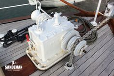 GL Watson 47 ft Motor Sailer 1937/2013 - Sandeman Yacht Company Explorer Yacht, Anchor Systems, Side Deck, Classic Yachts, Boats For Sale