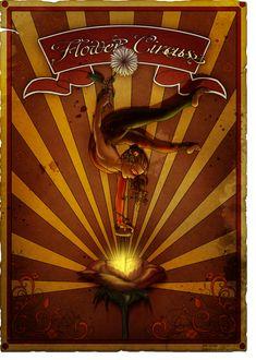 circus poster - Google 搜尋