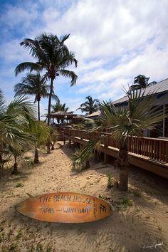 The Beach House Restaurant on Eleuthera
