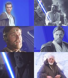 Day 1. All-time favorite character: Obi-Wan Kenobi. I really liked this character, because he was very wise. He's a character that I look up to. I especially loved him in Episode III and Episode IV. The actors who played the role, Sir Alec Guinness and Ewan McGregor, did a great job at portraying the character. Obi-Wan will be my favorite, always.