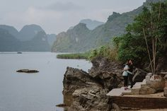 An Epic Journey up the Coast - Vietnam, SE Asia - We had no idea what we would find in Vietnam, no reason for going other than we love Vietnamese food. What we experienced there surprised us, touched ...