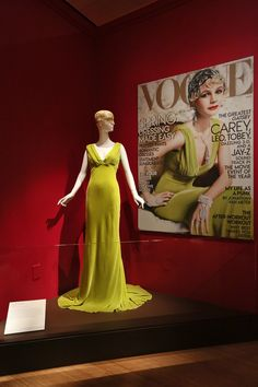 Oscar de la Renta: American Icon, on view now at the Clinton Library in Little Rock, Arkansas.