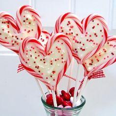Sweetheart Valentine Pops by sprinklesomesunshine