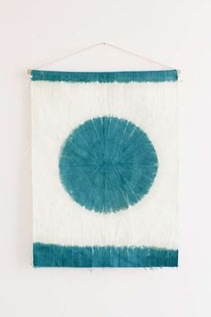 Bazin Wall Hanging - Urban Outfitters