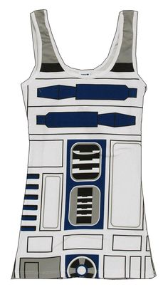 I Am R2D2 (note to self: get a larger size.)